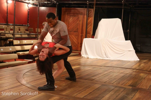 Photo Coverage: Inside Opening Night- RED VELVET at Shakespeare & Company