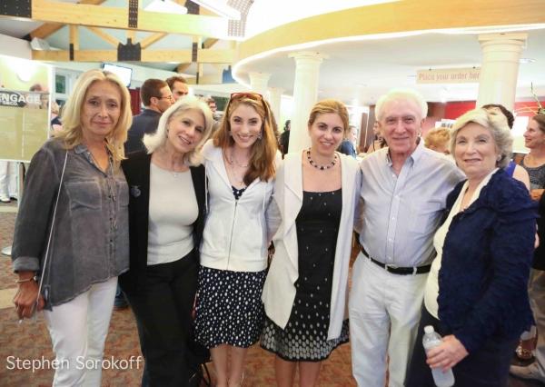 Eda Sorokoff, Jamie deRoy, Deborah Grausman, Jennifer Grausman, Richard Grausman, Sus Photo