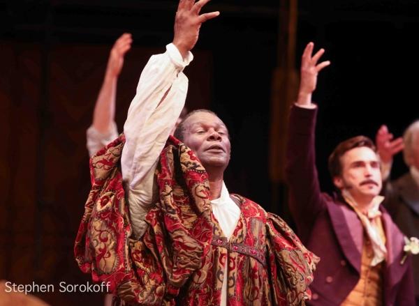 Photos: Inside Opening Night- RED VELVET at Shakespeare & Company