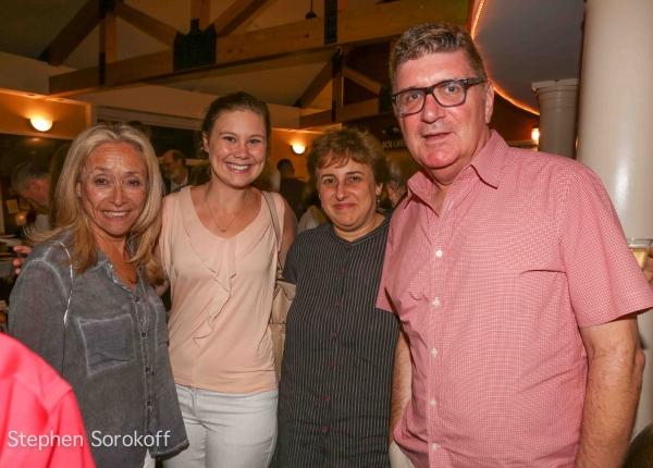 Eda Sorokoff, Molly Clancy, Pete Sanders