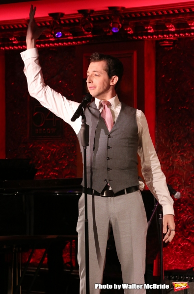 Photo Coverage: Josh Grisetti Previews DON'T BOTHER, I'M HERE at 54 Below!