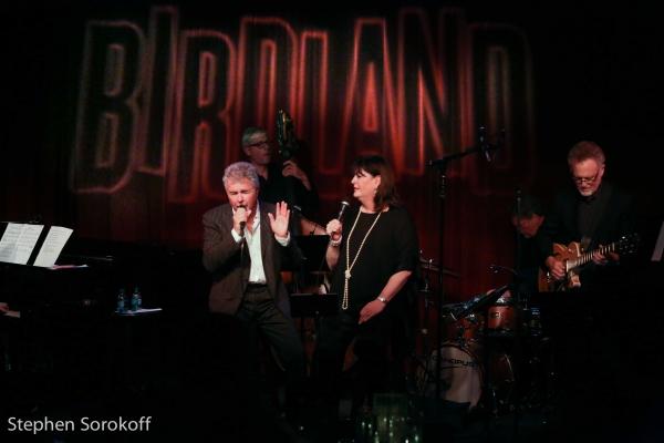 Steve Tyrell & Ann Hampton Callaway