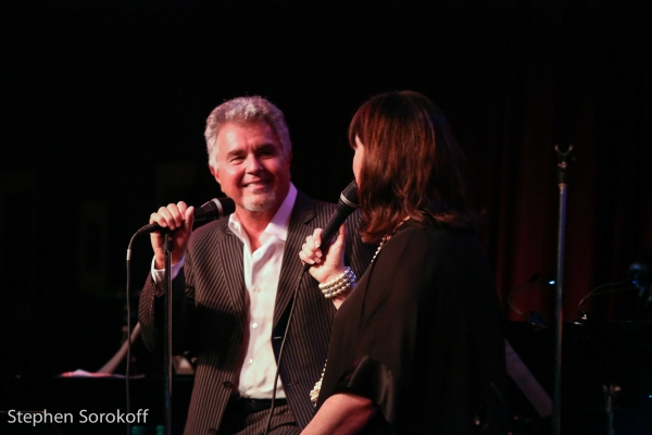 Photo Coverage: Ann Hampton Callaway's Live Radio Taping Features Steve Tyrell in the Inaugural Show