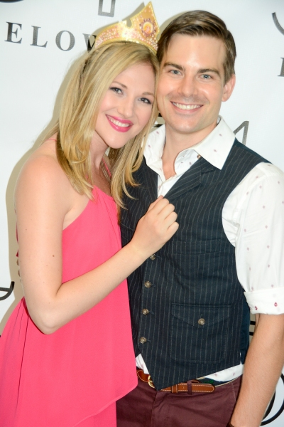 Steffanie Leigh and Matt Shingledecker