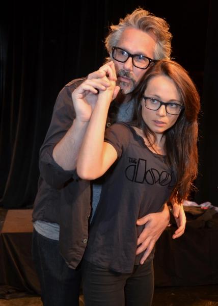 Quentin Mare and Lilli Stein Photo