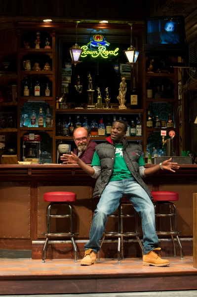 Photos: First Look at Tramell Tillman, Kimberly Scott, Jack Willis & More in Oregon Shakespeare Festival's SWEAT