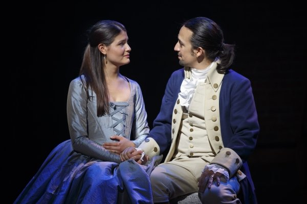 BWW Interview - Debut of the Month: HAMILTON's Phillipa Soo