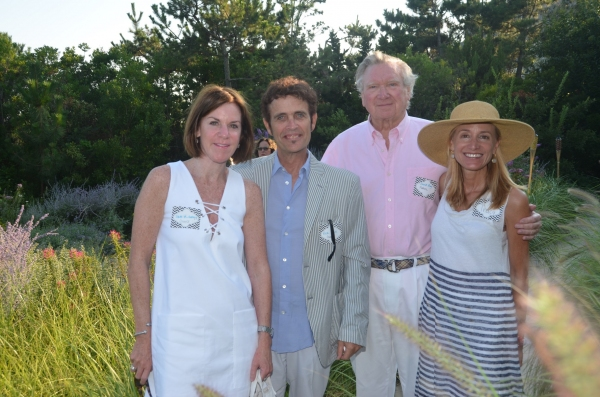 Patti McGahey, Rick Palin, David Bray and Tracy Mitchell