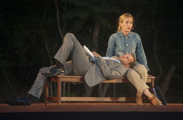 Photo Flash: Piper Perabo Leads VIP Reading of TWELFTH NIGHT at Bay Street Theater