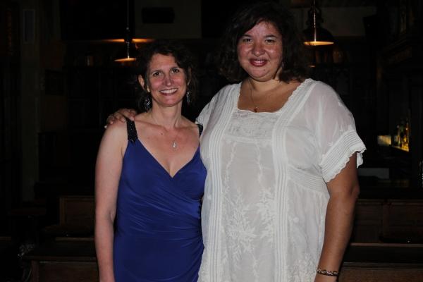 Deborah Zoe Laufer and Liesl Tommy