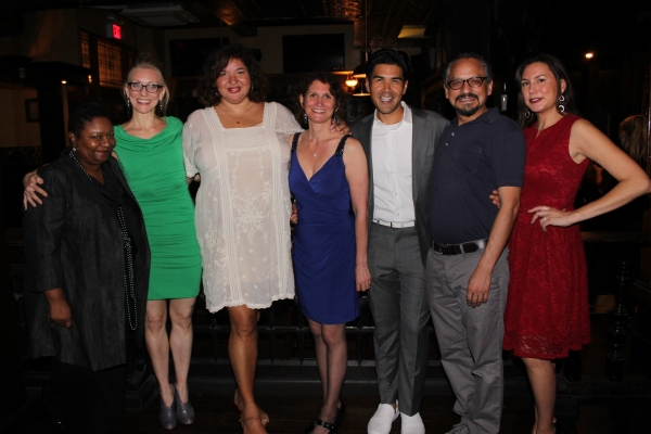 Photo Coverage: Primary Stages Celebrates Opening Night of INFORMED CONSENT