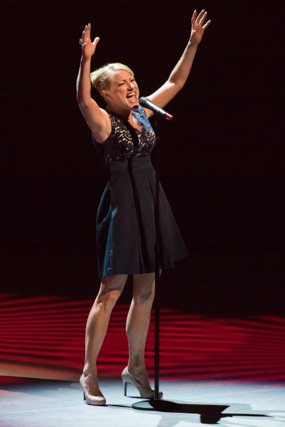 Photo Flash: Stars from CINDERELLA, CABARET and NEWSIES Perform at Segerstrom's Season 2015 Preview