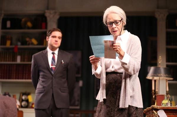 Joe Paulik and Maureen Anderman