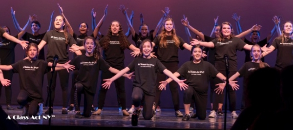 Photo Flash: A Class Act NY's Pre-Professional Summer Camp Showcases Skills in Manhattan