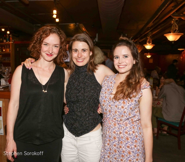 Amanda Quaid, Louisa Proske, director, Phoebe Strole Photo