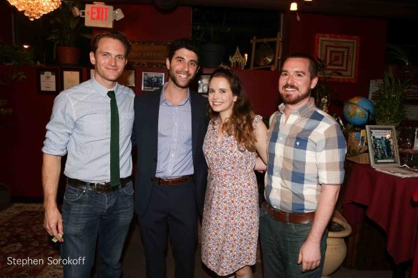 Robert David Grant, Adam Gerber, Phoebe Strole, Ryan Jones