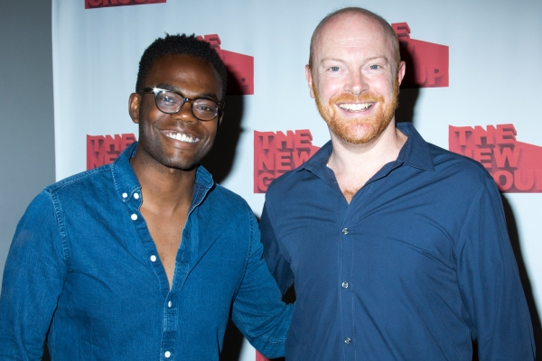 William Jackson Harper, Jeff Biehl