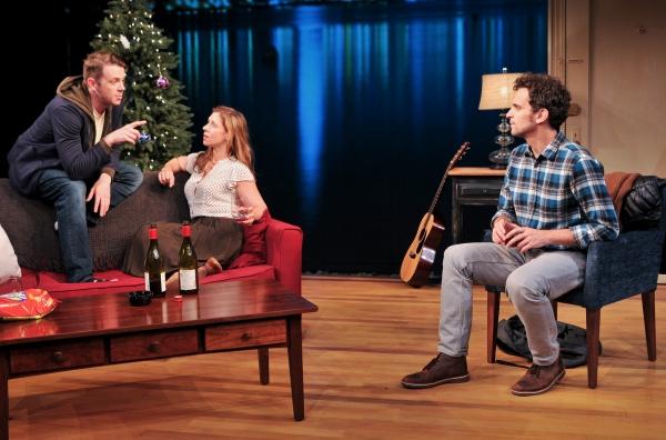 Nick Westrate, Miriam Silverman, Matt Dellapina