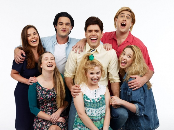 Photo Flash: Sneak Peek at Perez Hilton and More in FULL HOUSE THE MUSICAL! in Toronto