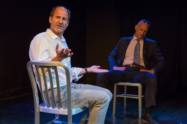 Jim Shankman and Steven Mark Friedman Photo