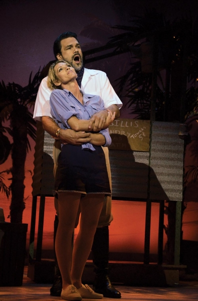 Photo Flash: New Shots from SOUTH PACIFIC at Beef & Boards Dinner Theatre