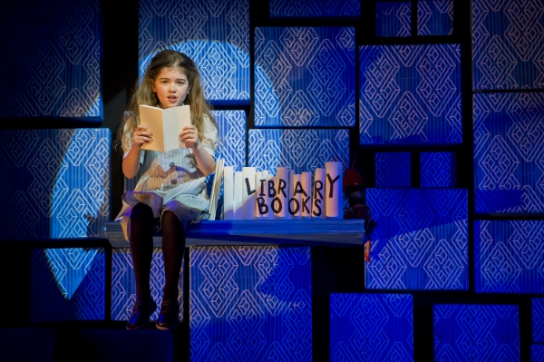 Photo Flash: First Look at Molly Barwick, James Millar and More in MATILDA THE MUSICAL's Australian Premiere