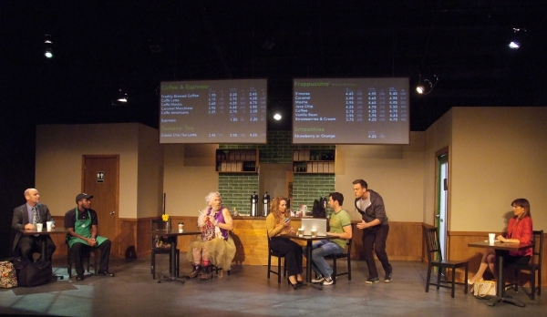 Photo Flash: First Look at CAFE SOCIETY, Opening Tomorrow at Odyssey Theatre