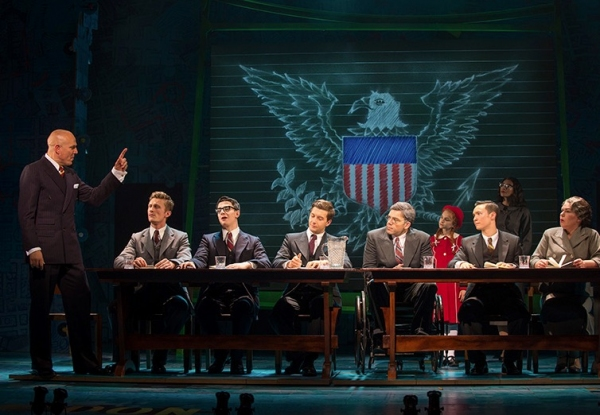 Photo Flash: ANNIE Gets a Makeover in Flashy UK Tour