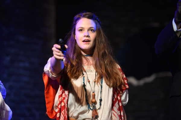 Photo Flash: First Look at Red Blanket's ASSASSINS at The Pico Playhouse