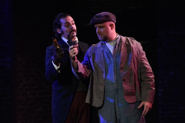 Travis Rhett Wilson and Adam Hunter Howard  Photo