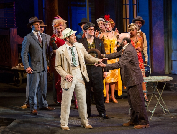 Photos: First Look at Glenn Howerton, Rory O'Malley and More in THE COMEDY OF ERRORS at The Old Globe