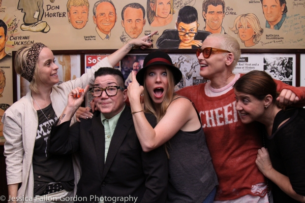 Taryn Manning, Lea DeLaria, Emma Myles, Lori Petty and Lisa Vinnecour