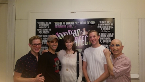 Jason Edward Cook, Jason Cruz, Barbara Feldon, Timothy C. Goodwin, Everett Quinton Photo