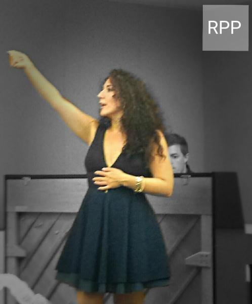 Photo Flash: HAIRSPRAY's Marissa Perry Teaches NYC Master Class