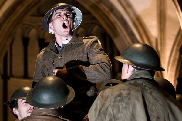 Photo Flash: First Look at Antic Disposition's HENRY V