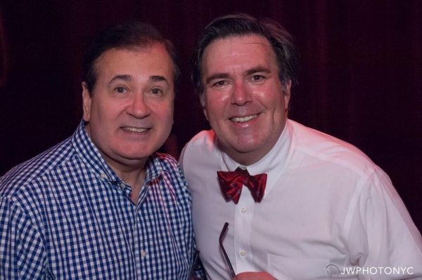 Lee Roy Reams and Kevin Meaney