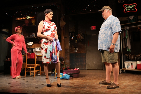 Photo Flash: First Look at Dave Thomas Brown and More in MCC's THE LEGEND OF GEORGIA McBRIDE