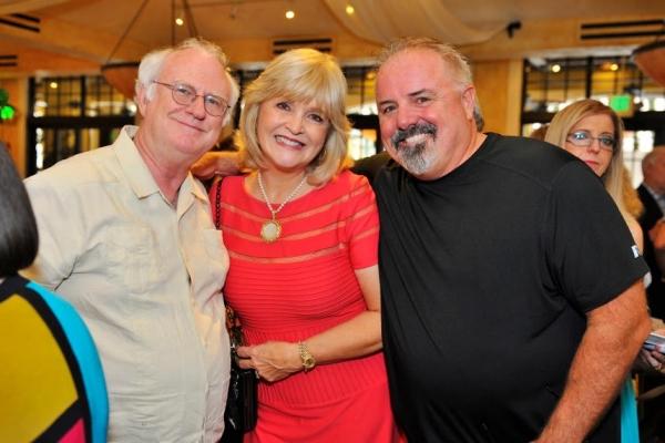 Dr. Tom Rowe, Kathi Kretzer-Sayler, Dr. John Fernandez