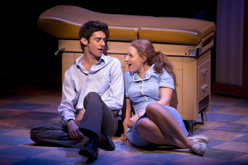 Bww Review Waitress Tests Its Recipe For Success At A R T