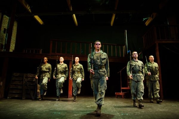 Photo Flash: First Look at DOGFIGHT, Opening Tonight at The Keegan Theatre