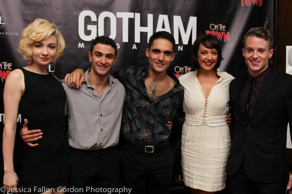 Paloma Garcia-Lee, Ricky Ubeda, Manny Stark, Lori Ann Ferreri and Mikey Winslow Photo