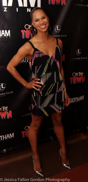 Photo Coverage: She's One Helluva Gal- Misty Copeland Joins Cast of ON THE TOWN!
