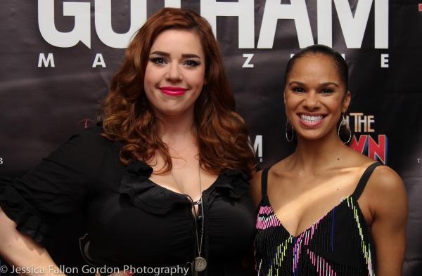 Alysha Umphress and Misty Copeland