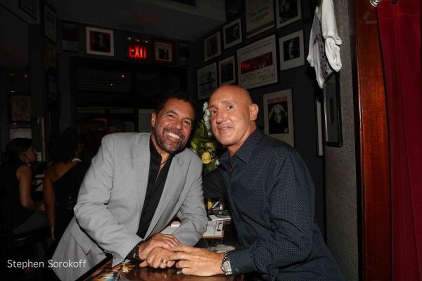 Clint Holmes & Gianni Valenti