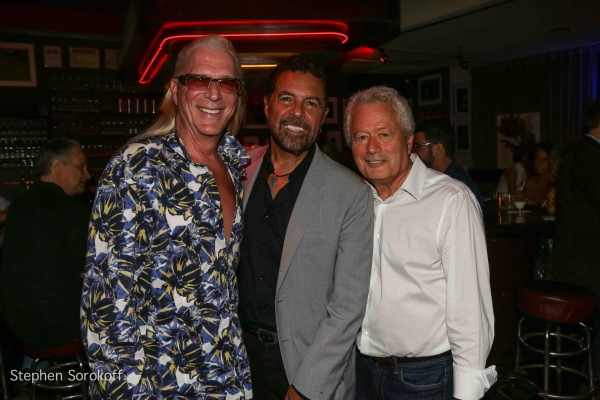 Ron Abel, Clint Holmes, Stephen Sorokoff
