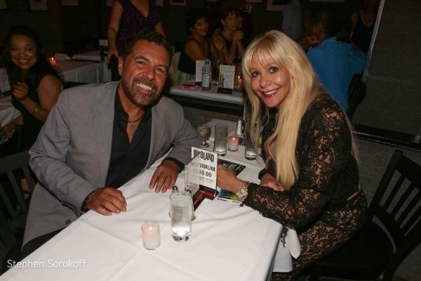Clint Holmes & Sunny Sessa