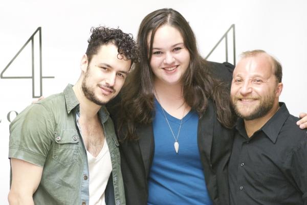 Sidney Erik Wright (choreographer), Blayze Teicher (director), Jim Territo (composer/ Photo