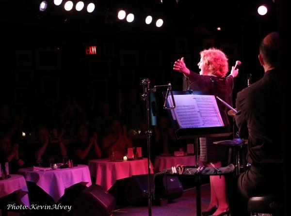 Photo Flash: Klea Blackhurst Tributes Ethel Merman in EVERYTHING THE TRAFFIC WILL ALLOW at Birdland