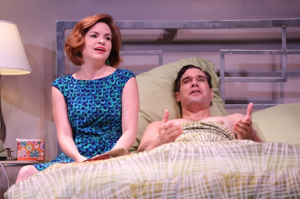 Photo Flash: First Look at Westport Country Playhouse's BEDROOM FARCE