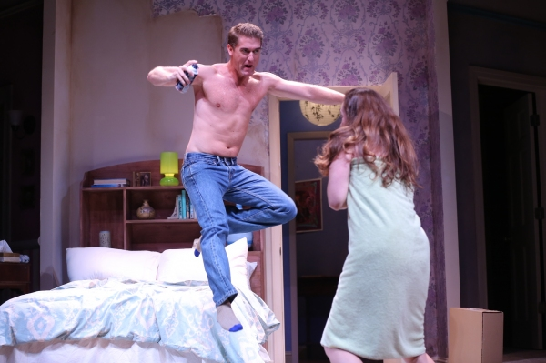 Scott Drummond and Claire Karpen Photo